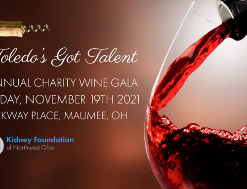 Join us November 19th for the 2021 KFNWO Wine Affair